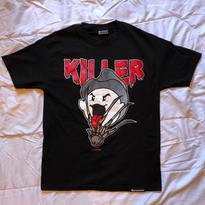 Special Edition Freddy Kruger Ghost Graphic Tee